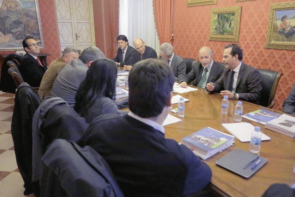 Impulsalicante Consejo Rector febrero