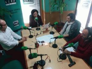 Virginia Paya, Lola Torrent, Rafa Montaner y Rafael Lafont